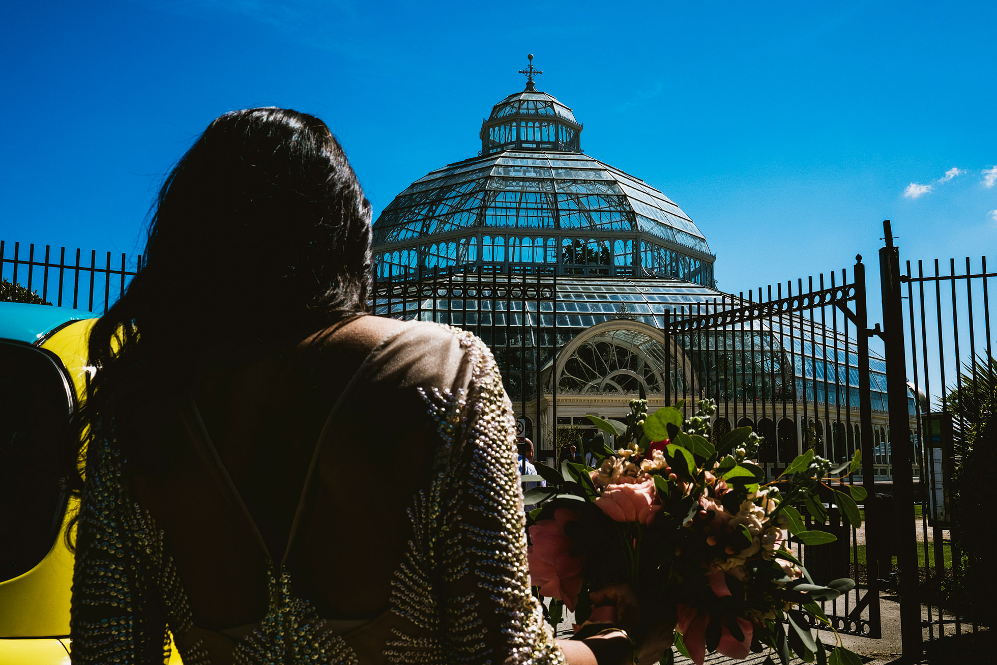 Titanic Hotel and Sefton Park Palm House Weddings