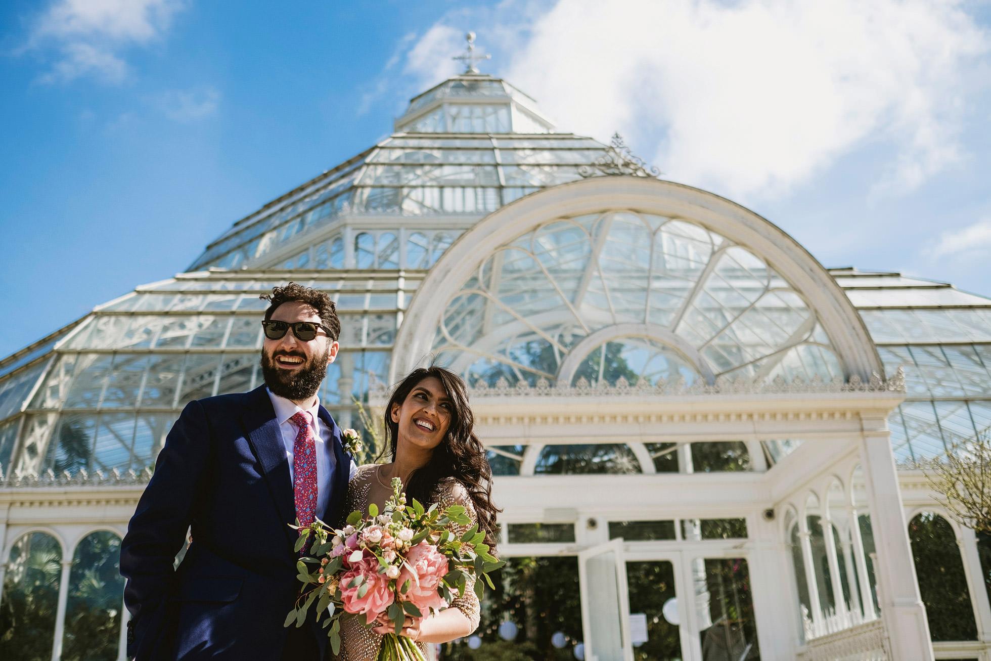 Sefton Park Palm House Weddings
