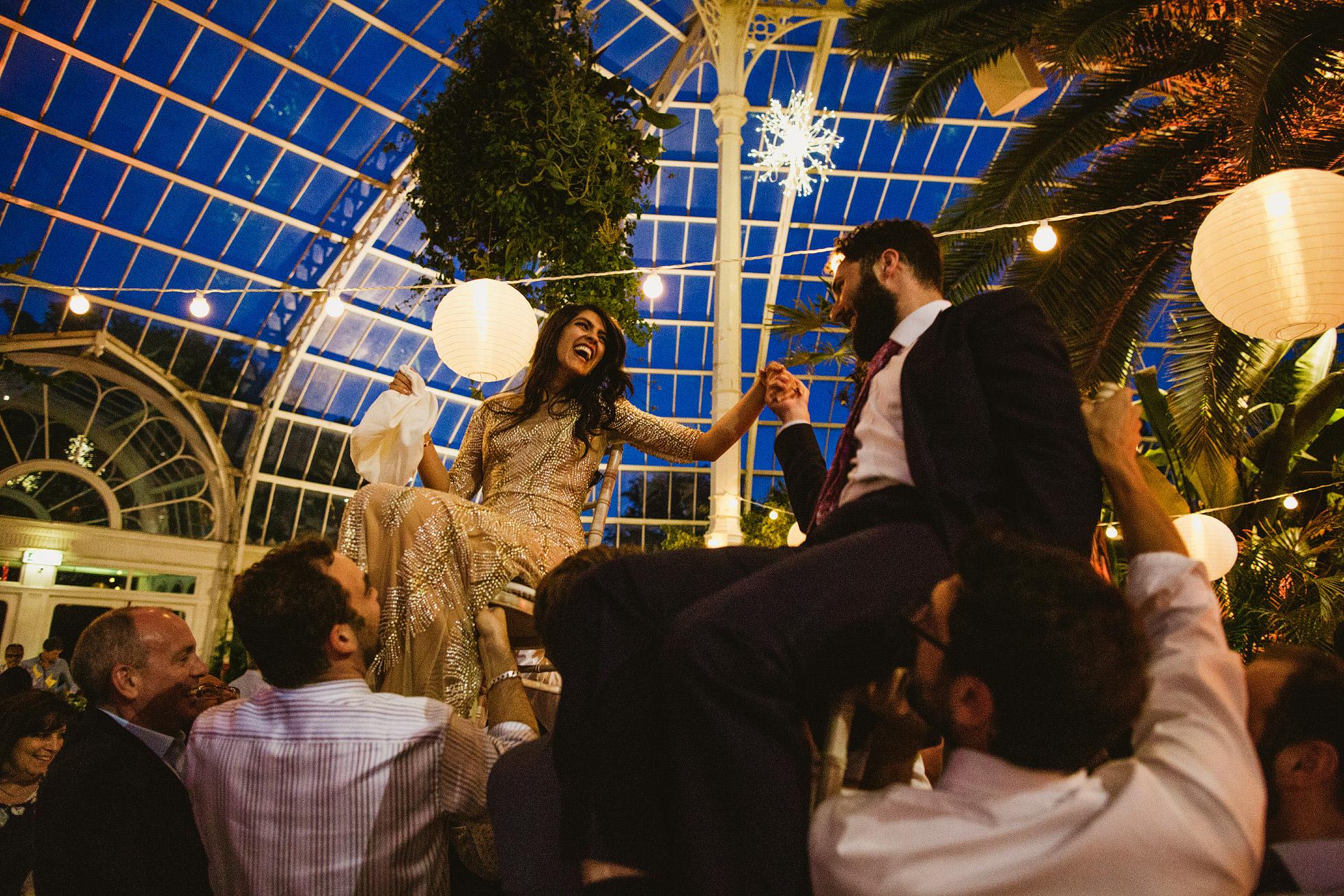 Sefton Park Palm House Jewish Weddings