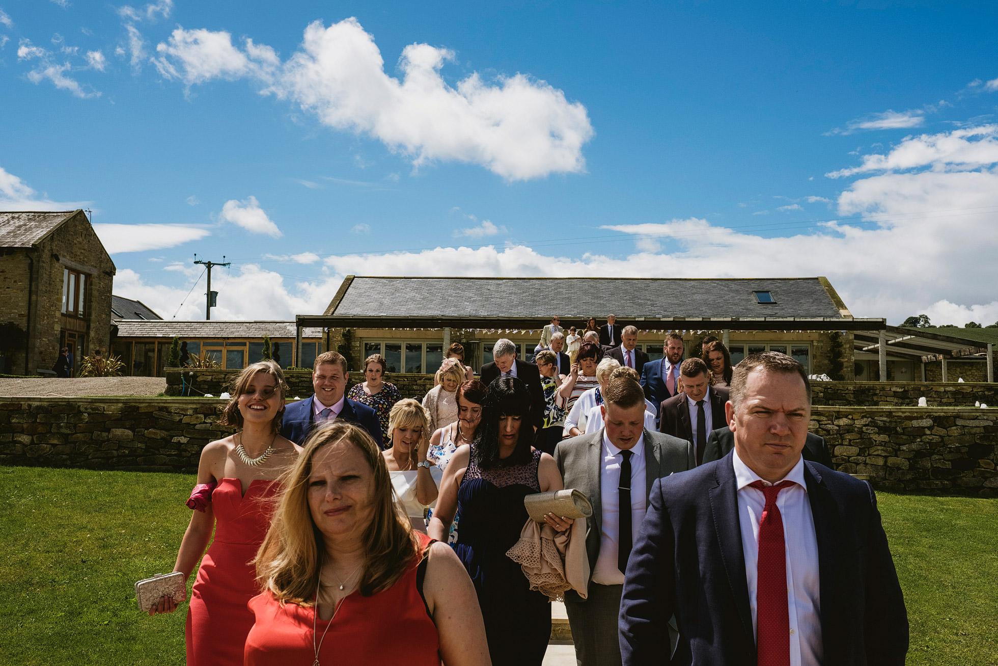 Yorkshire Wedding Barn Wedding Photography