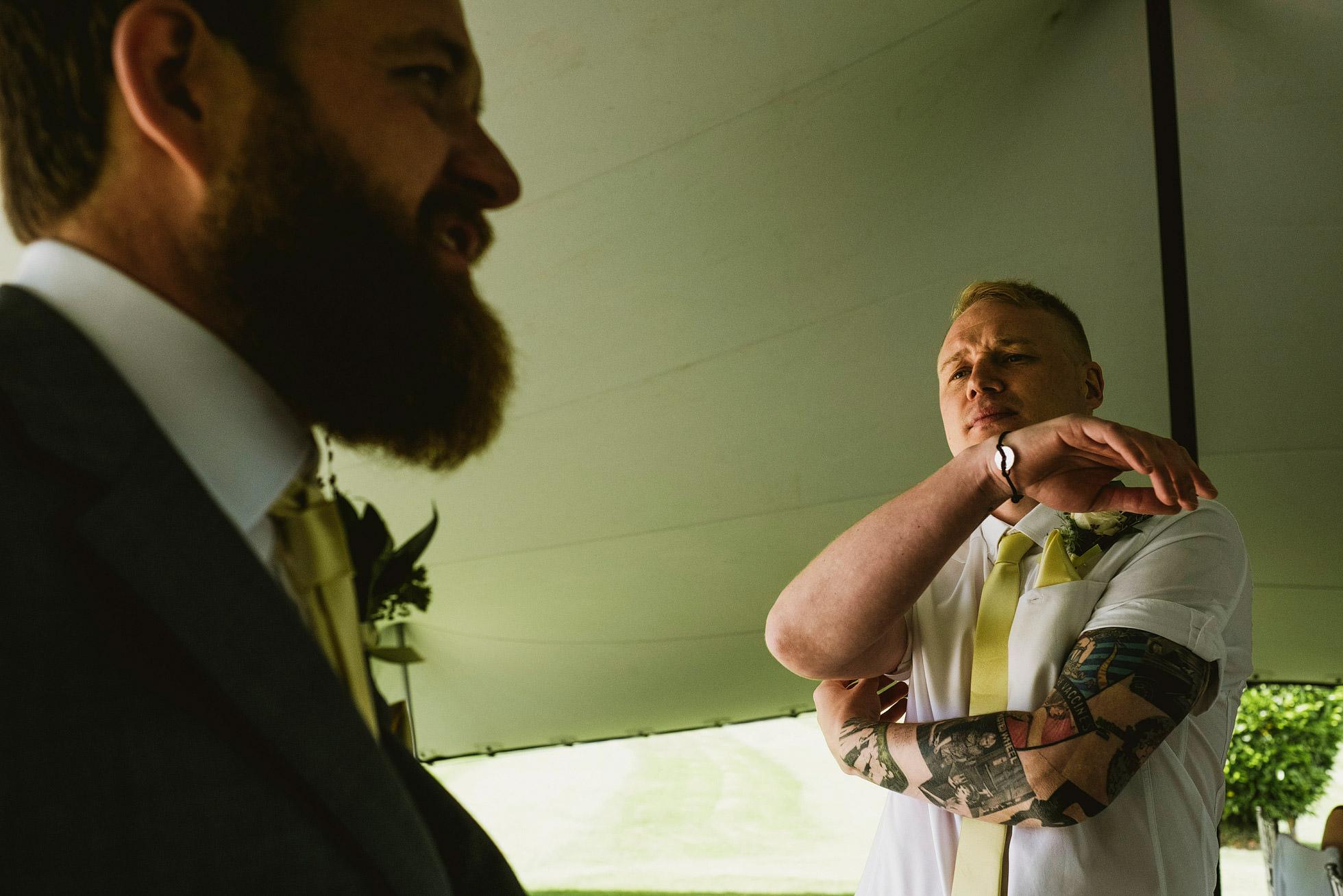 Yorkshire Wedding Barn Richmond