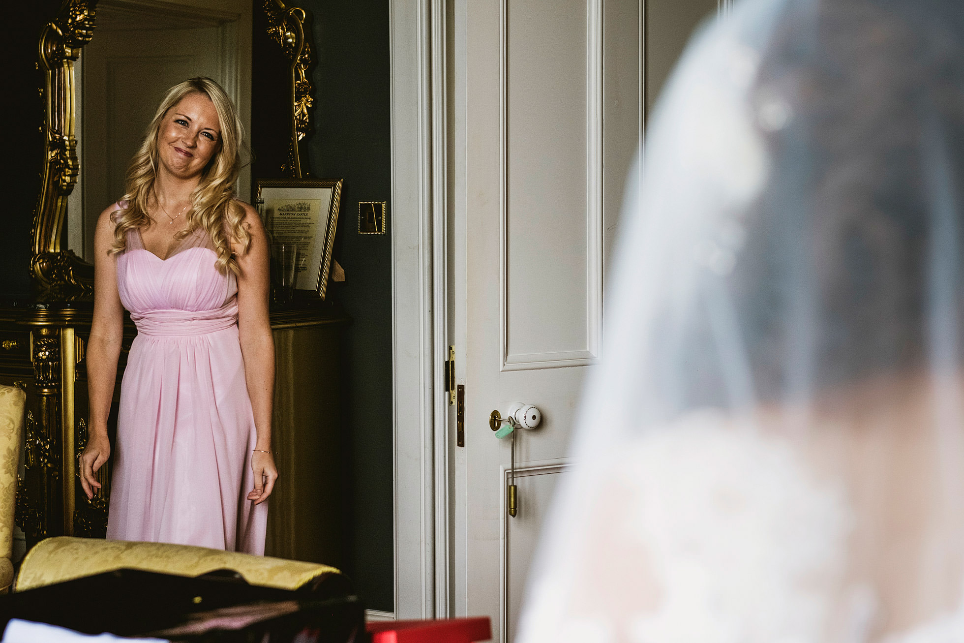 Allerton Castle Wedding