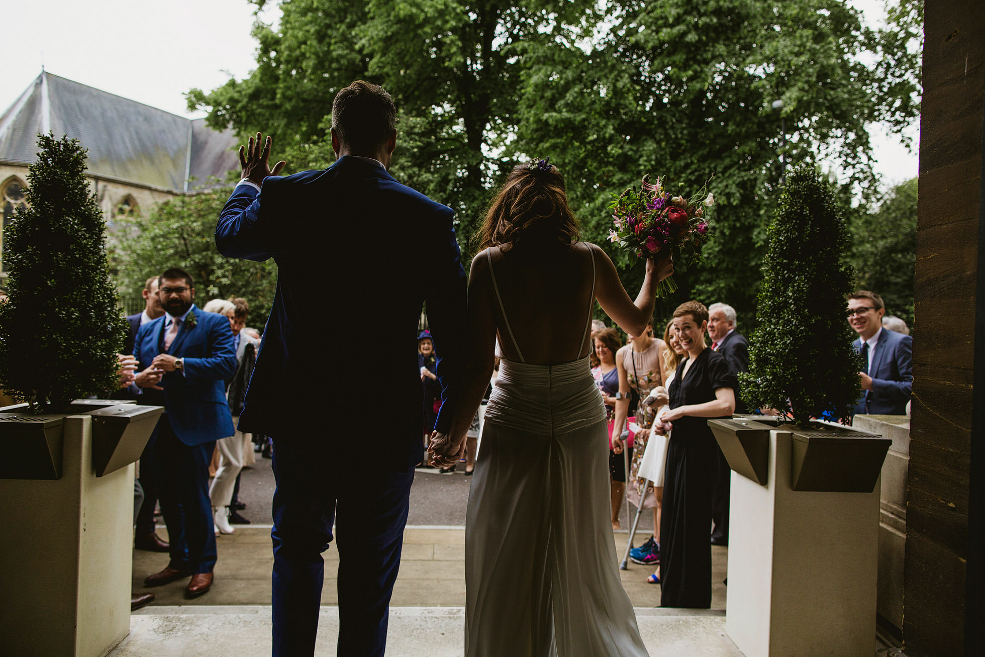 Stoke Newington Town Hall Wedding Photography