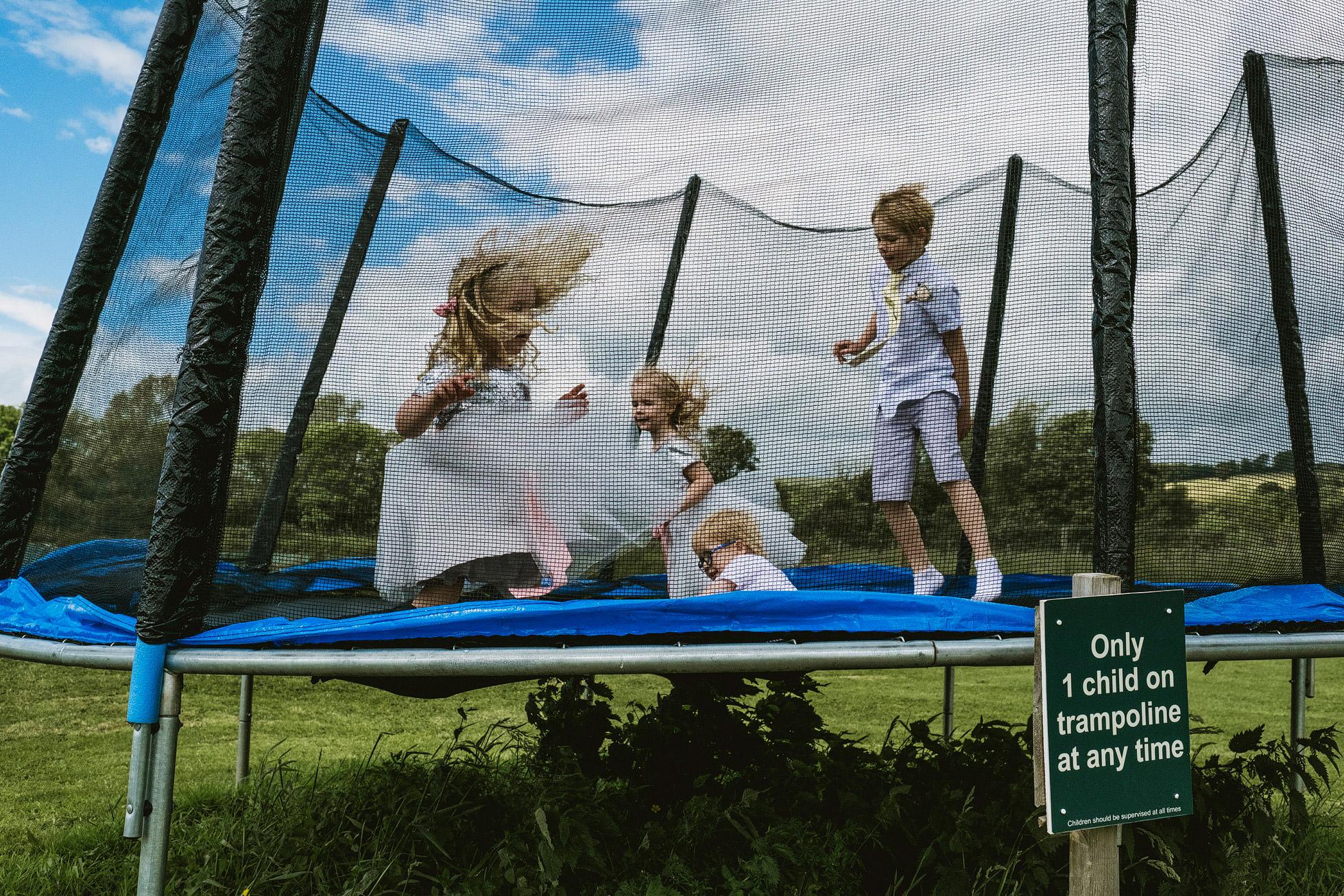 Yorkshire Wedding Barn Reception
