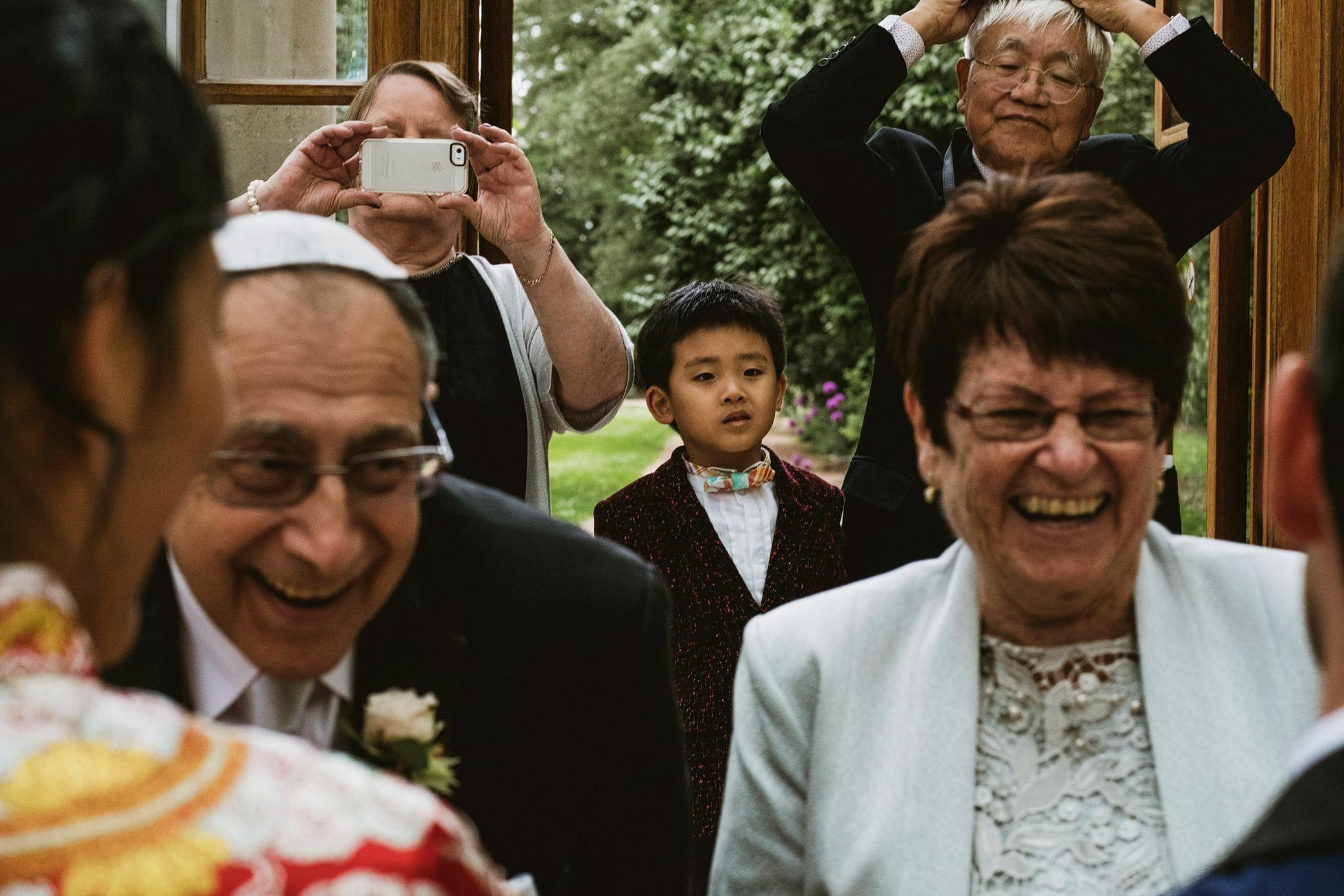 Kew Gardens Chinese Wedding