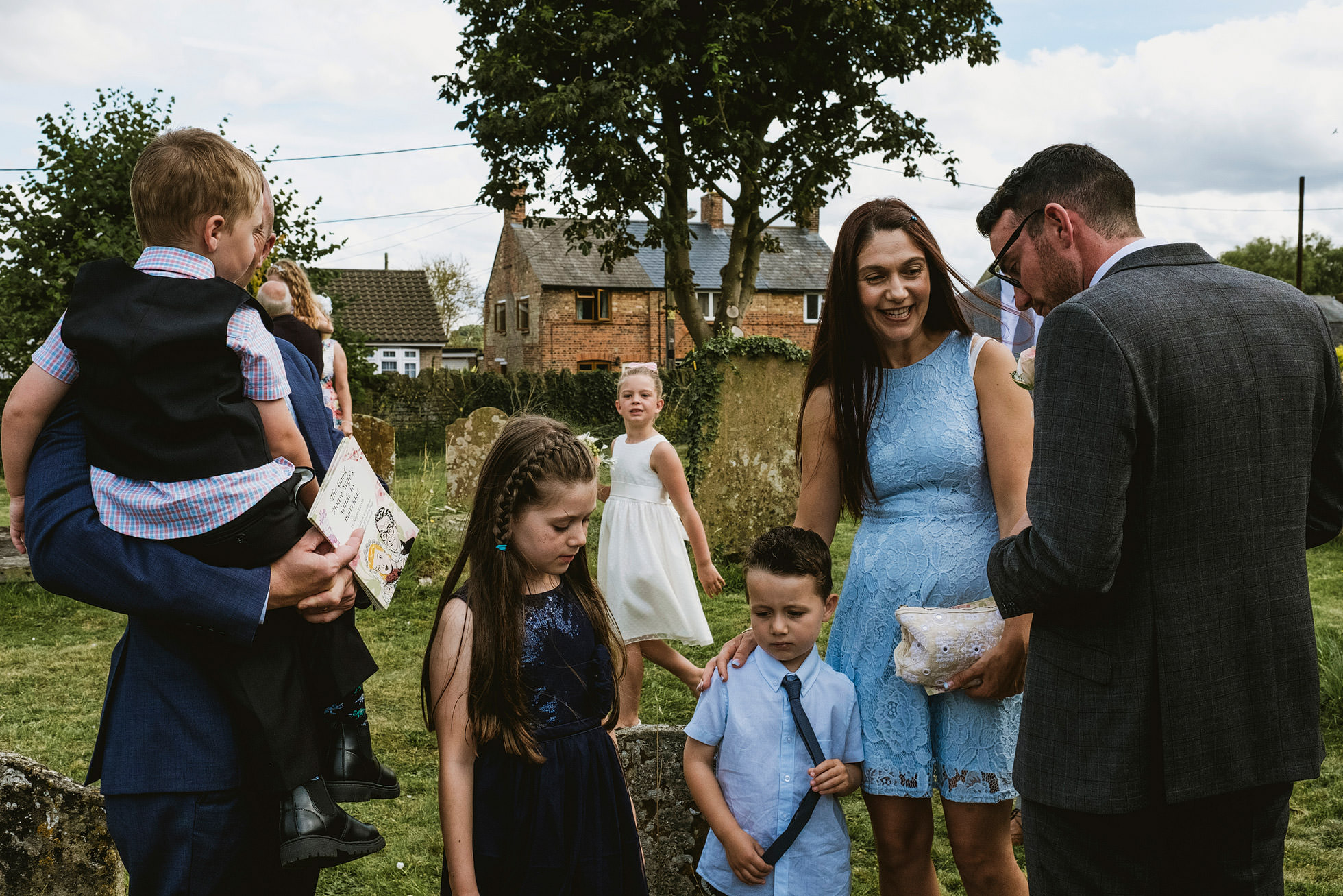 Alternative Documentary Wedding Photography