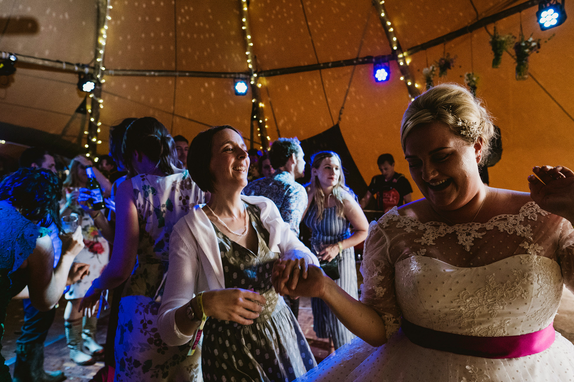 Lazy Daisy Farm Festival Wedding Photography