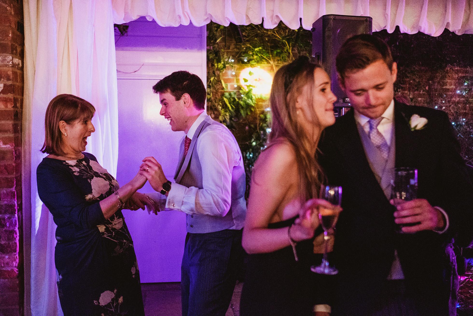 Northbrook Park Documentary Wedding Photographer