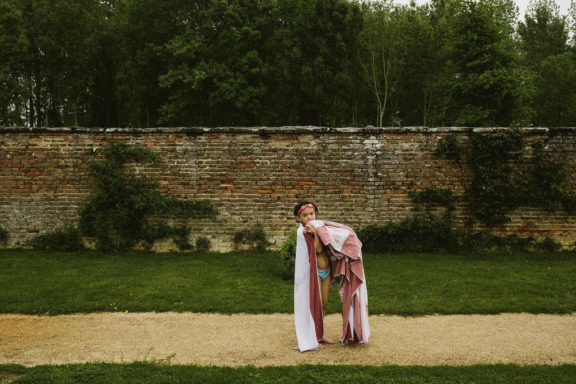 Chateau de Varenne Wedding Photography