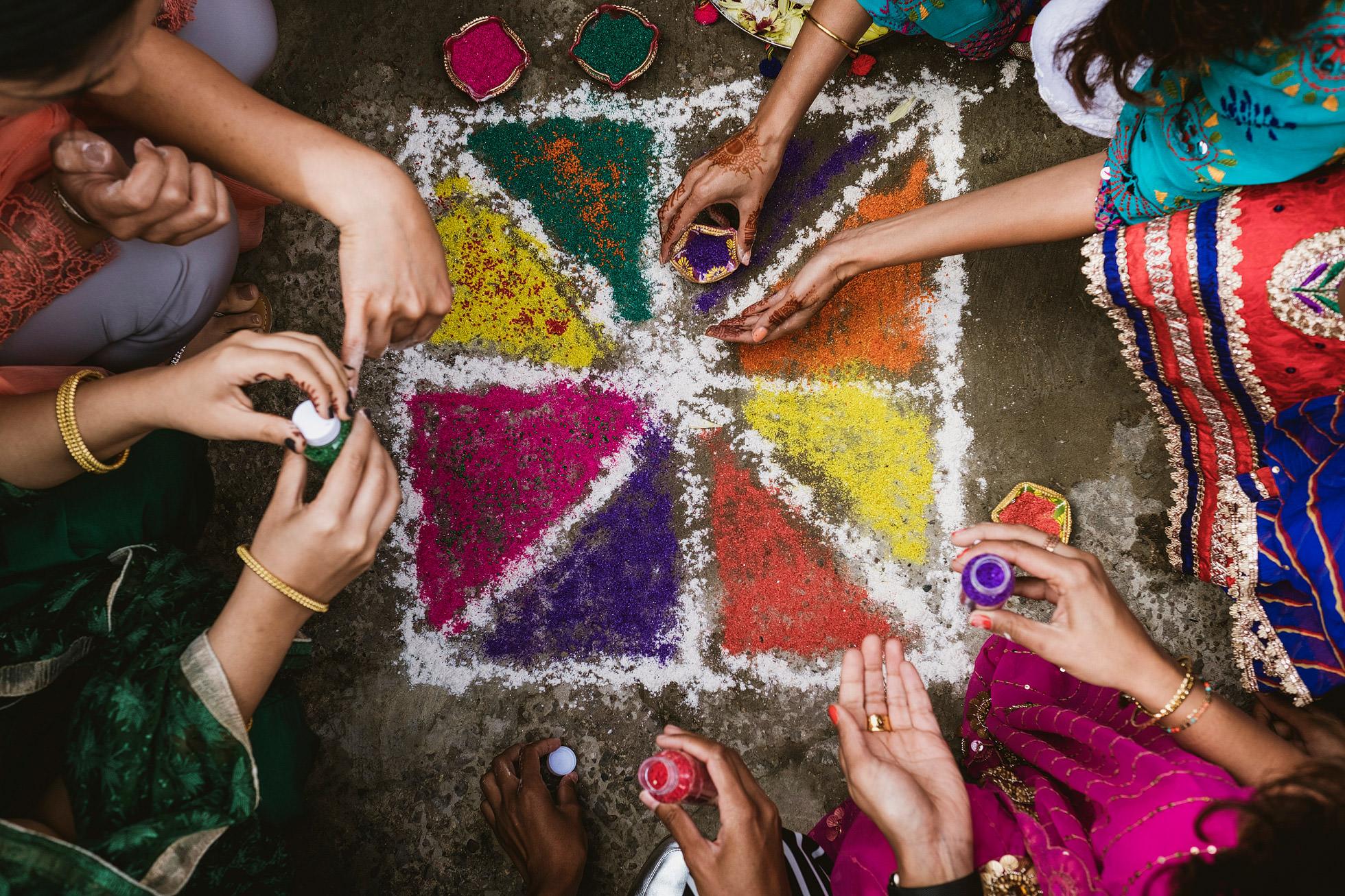 Documentary Indian Wedding Photography