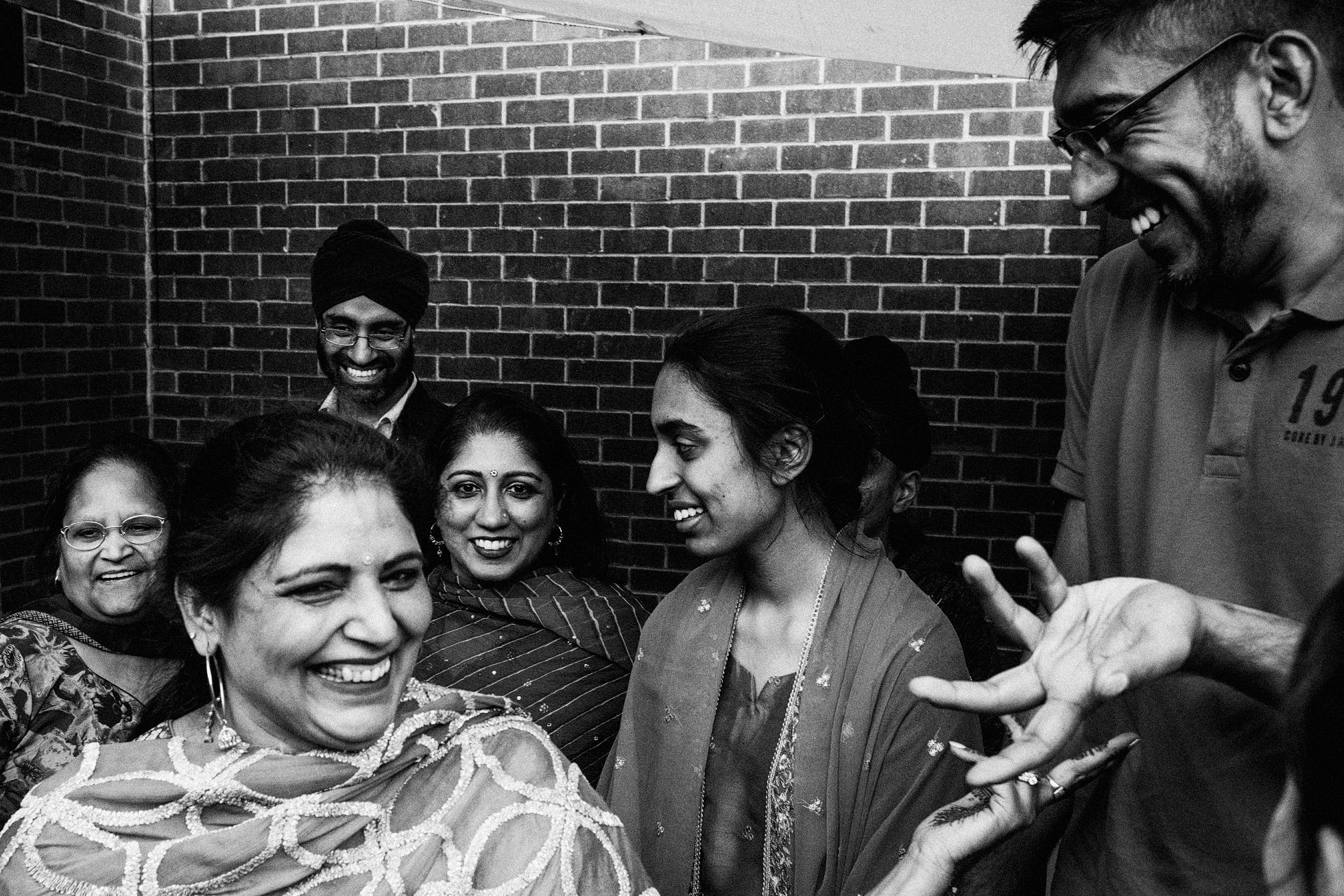 Documentary Indian Wedding Photographer