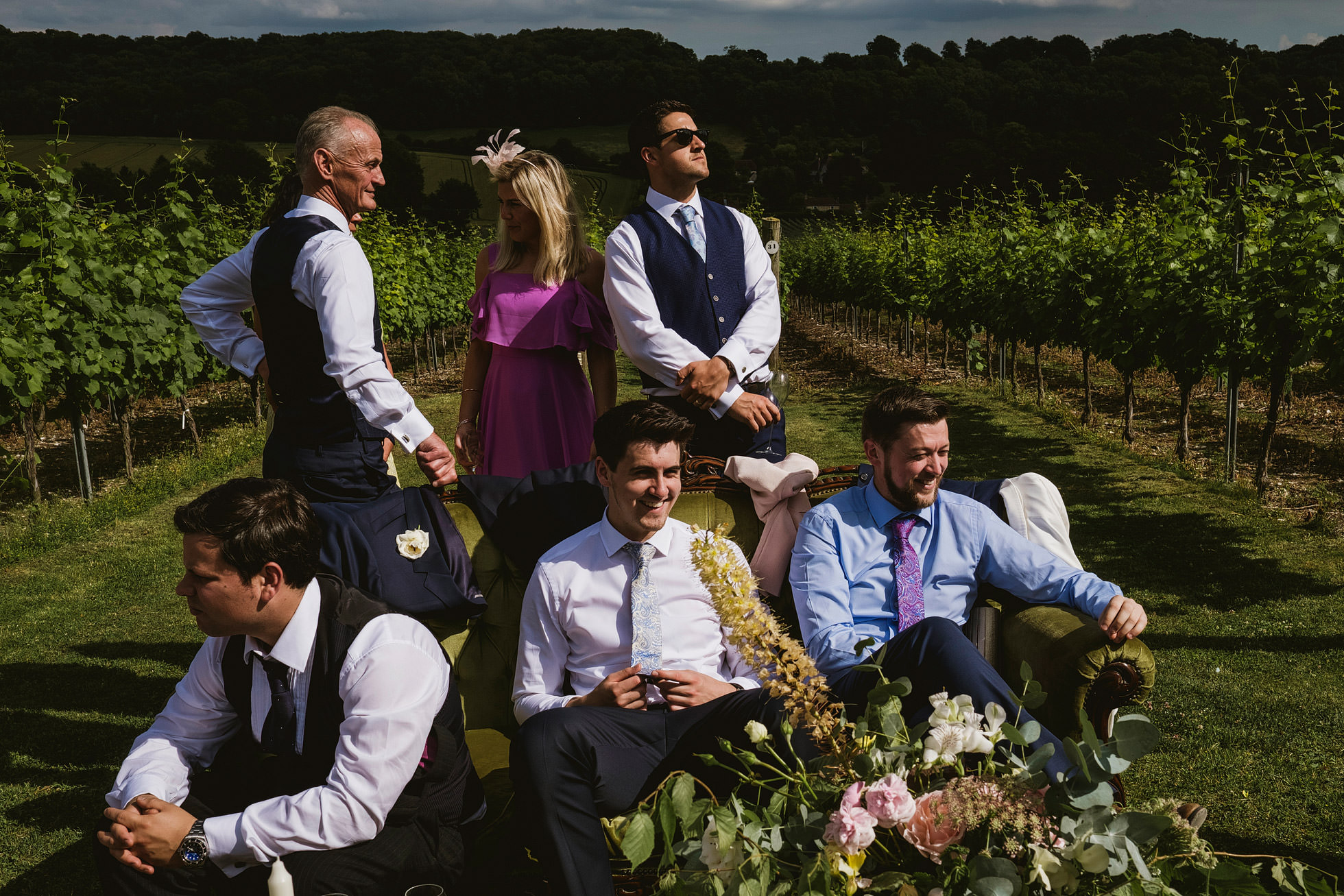 Hambledon Vineyard Weddings