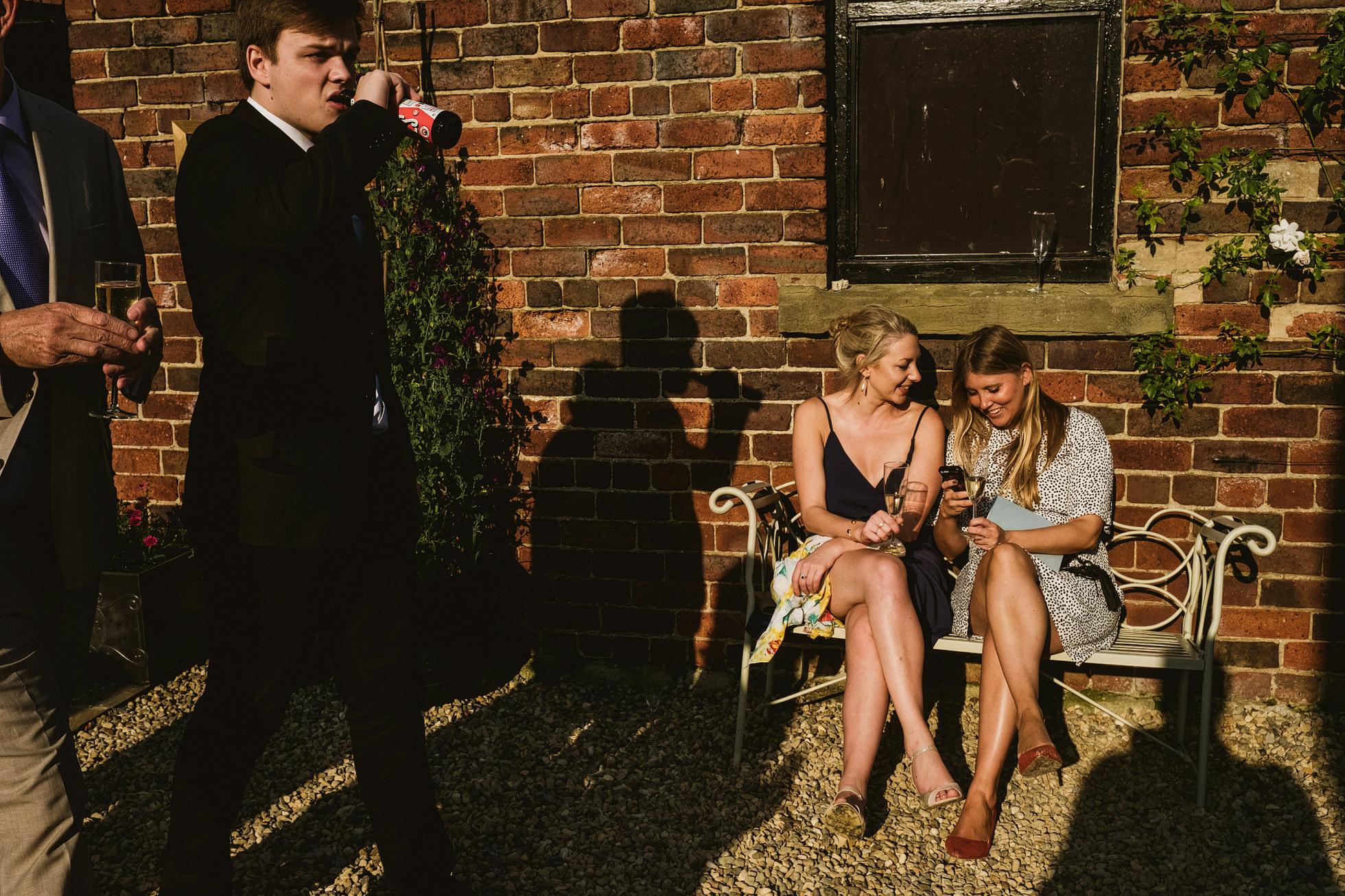 UK reportage wedding photographer