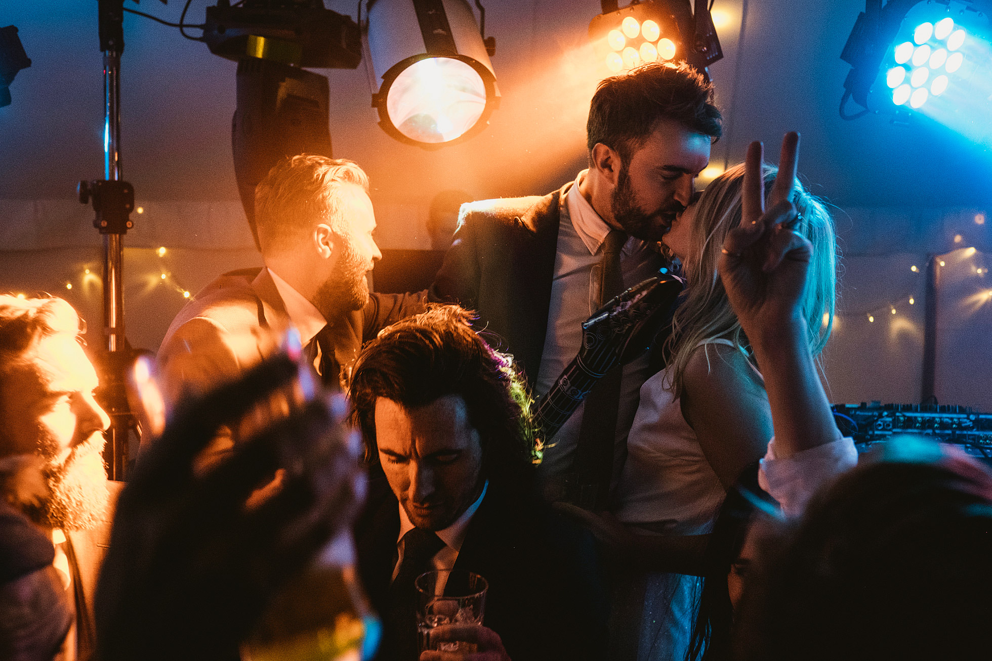 yorkshire reportage wedding photographers