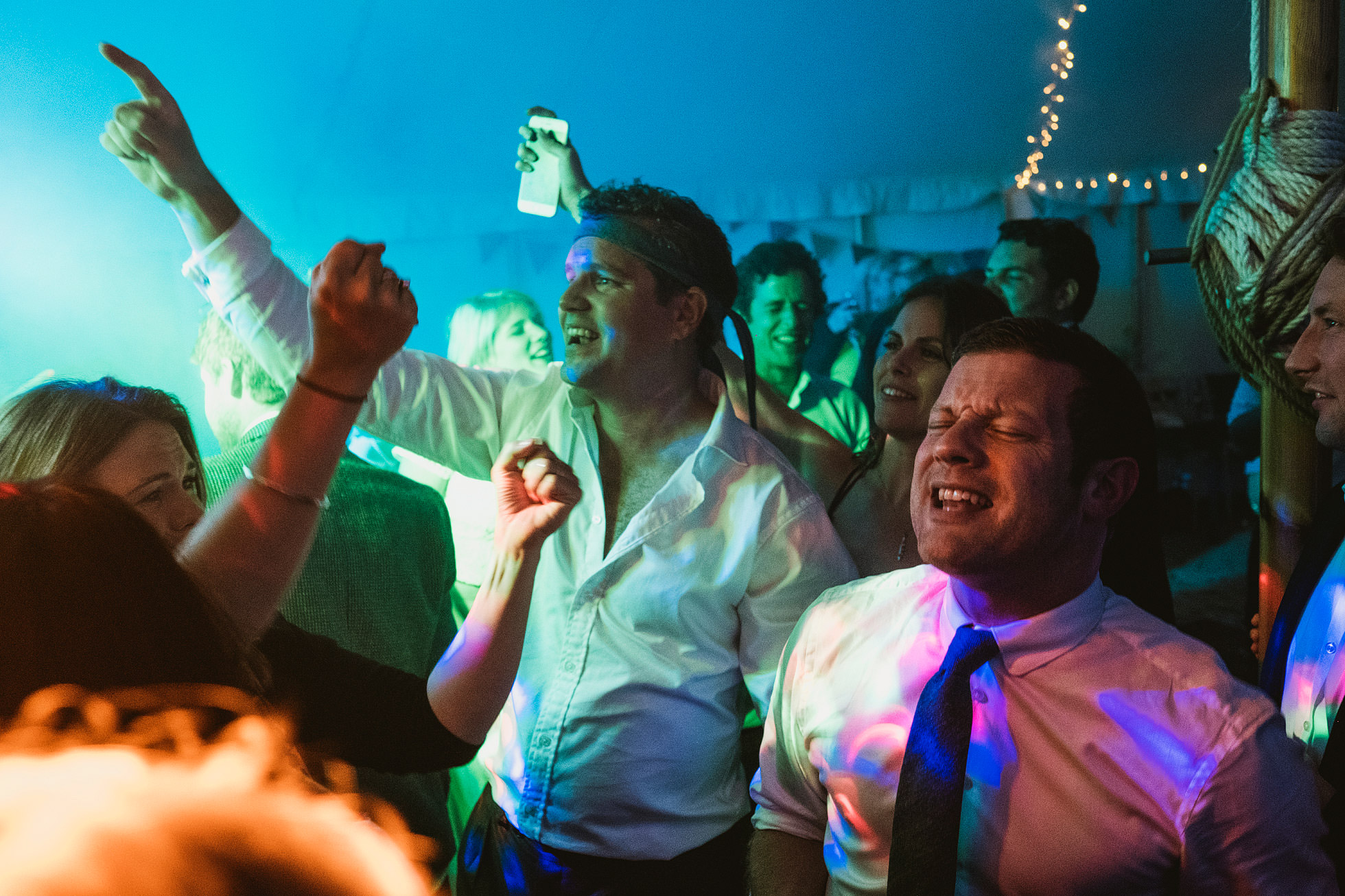 low light wedding photographers