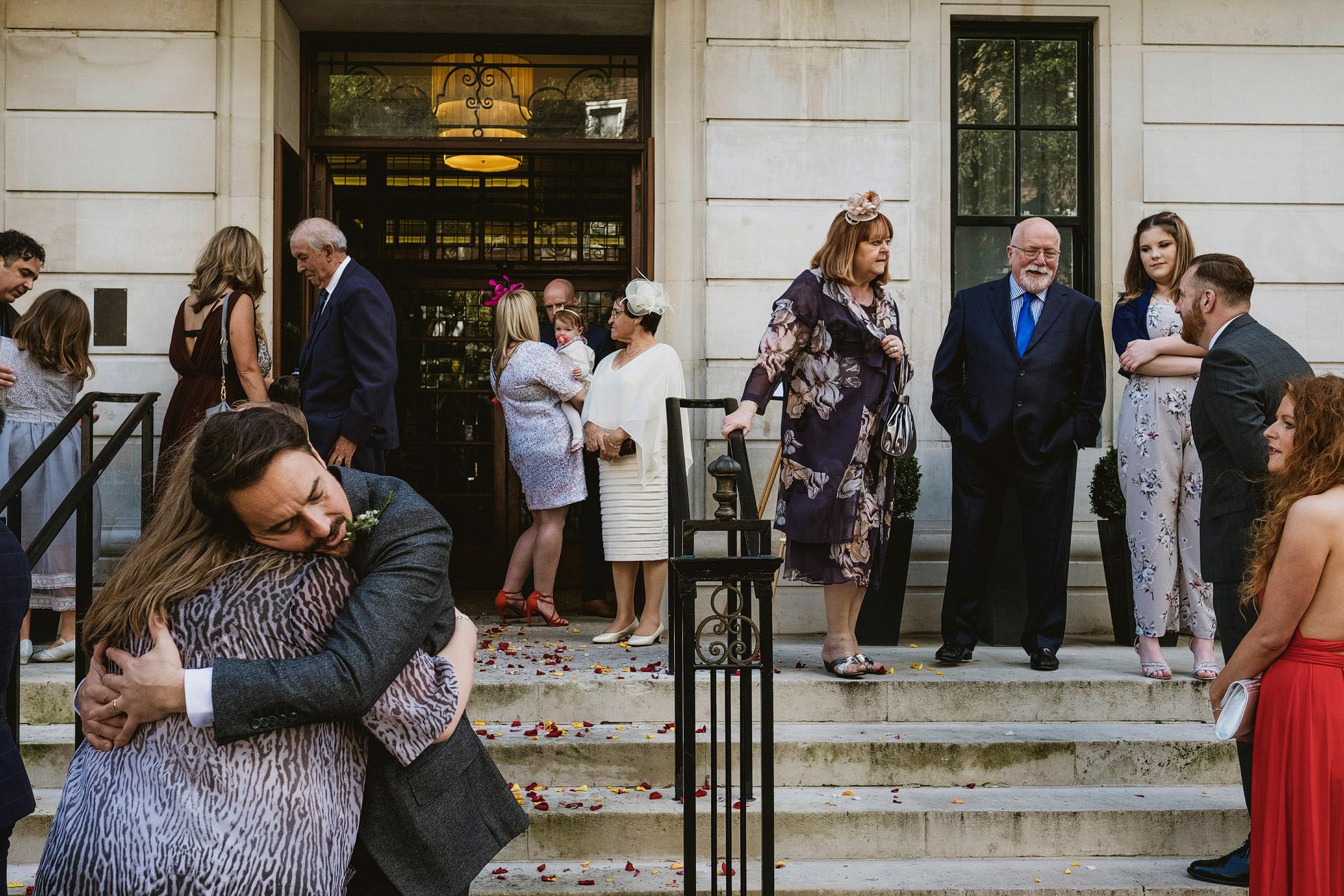 Town Hall Hotel Wedding