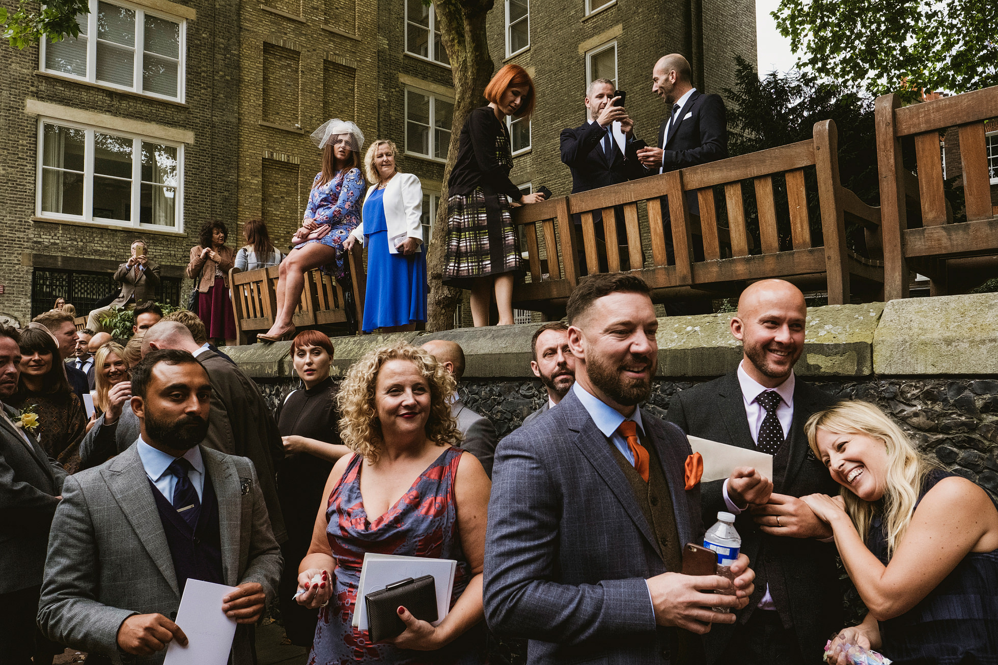 St Bartholomew The Great Wedding Photography