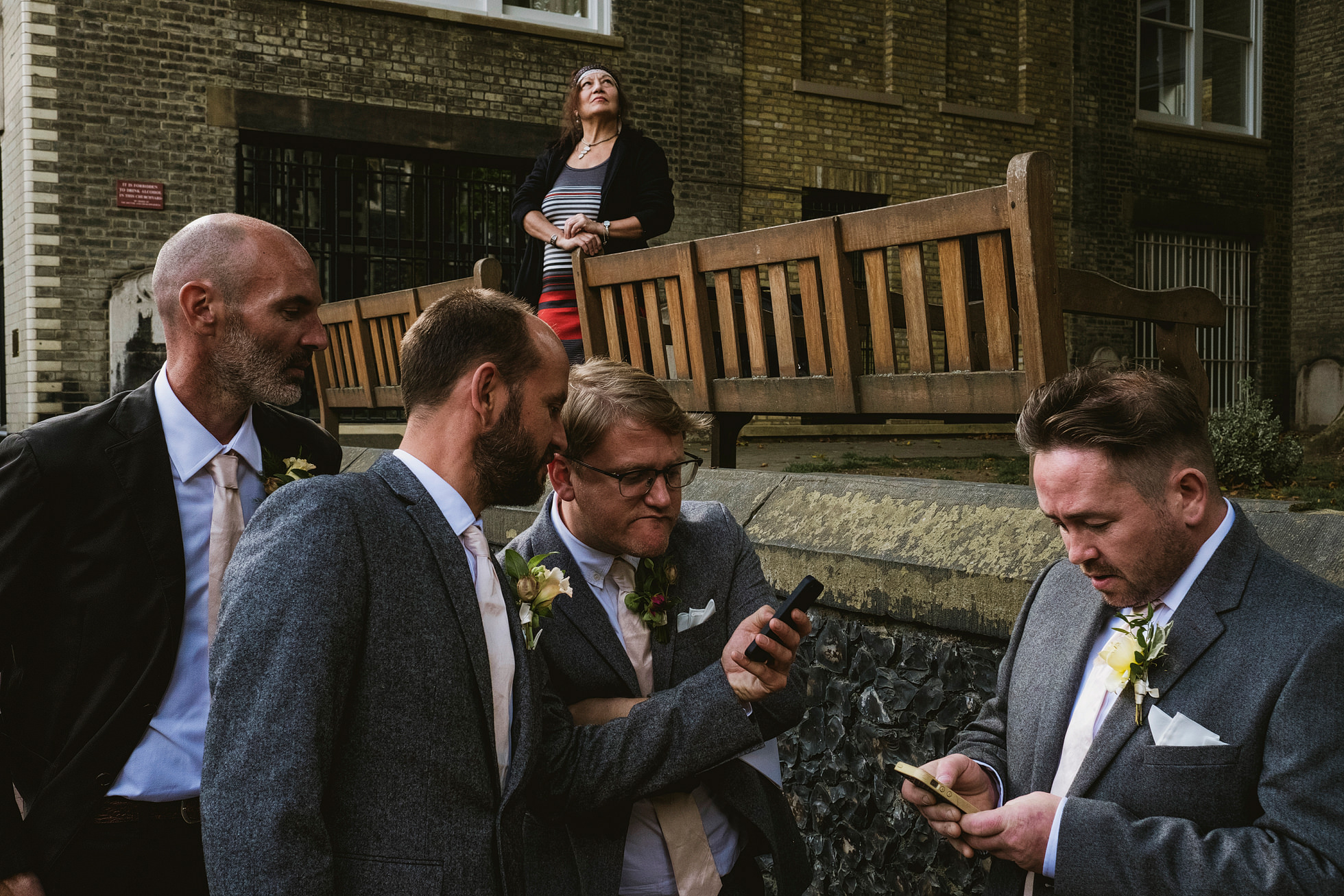 St Bartholomew The Great Wedding Photographers