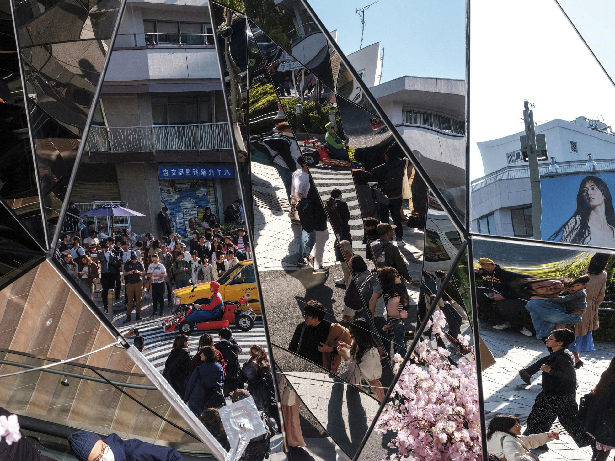 Japan Street Photography Fujifilm GFX