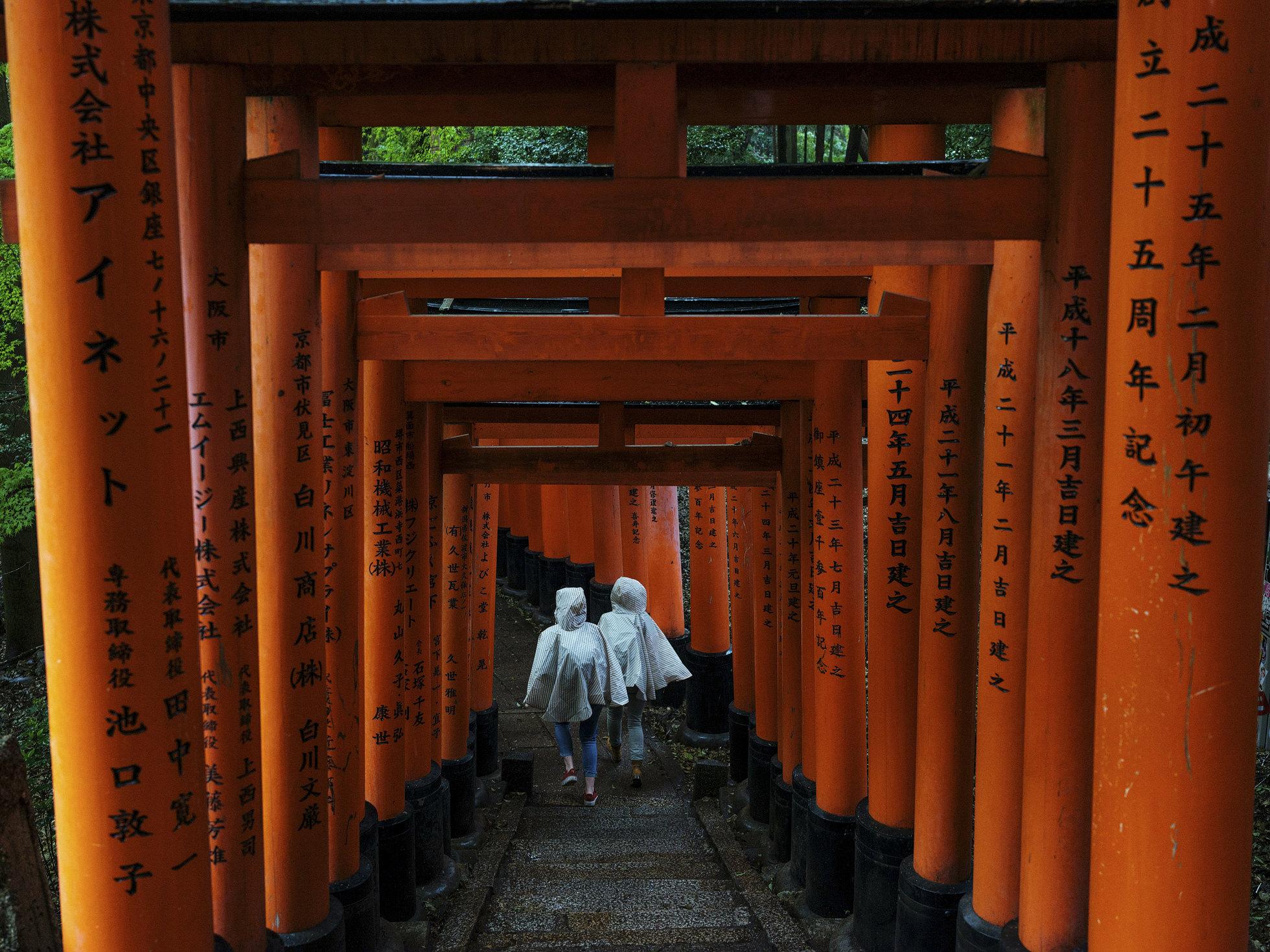 30 Japan Street Photography with Fujifilm GFX