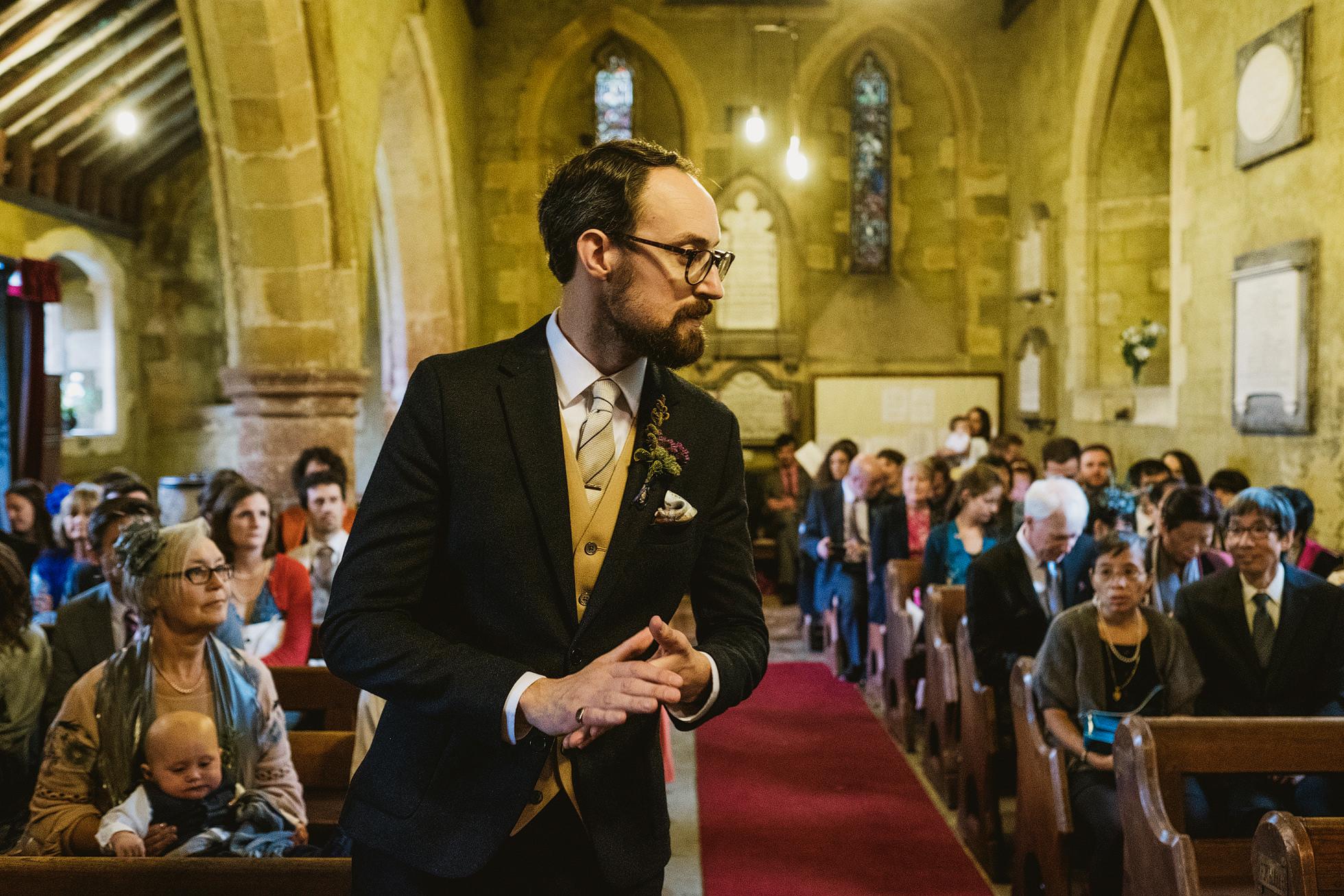 east harlsey village hall wedding photographer