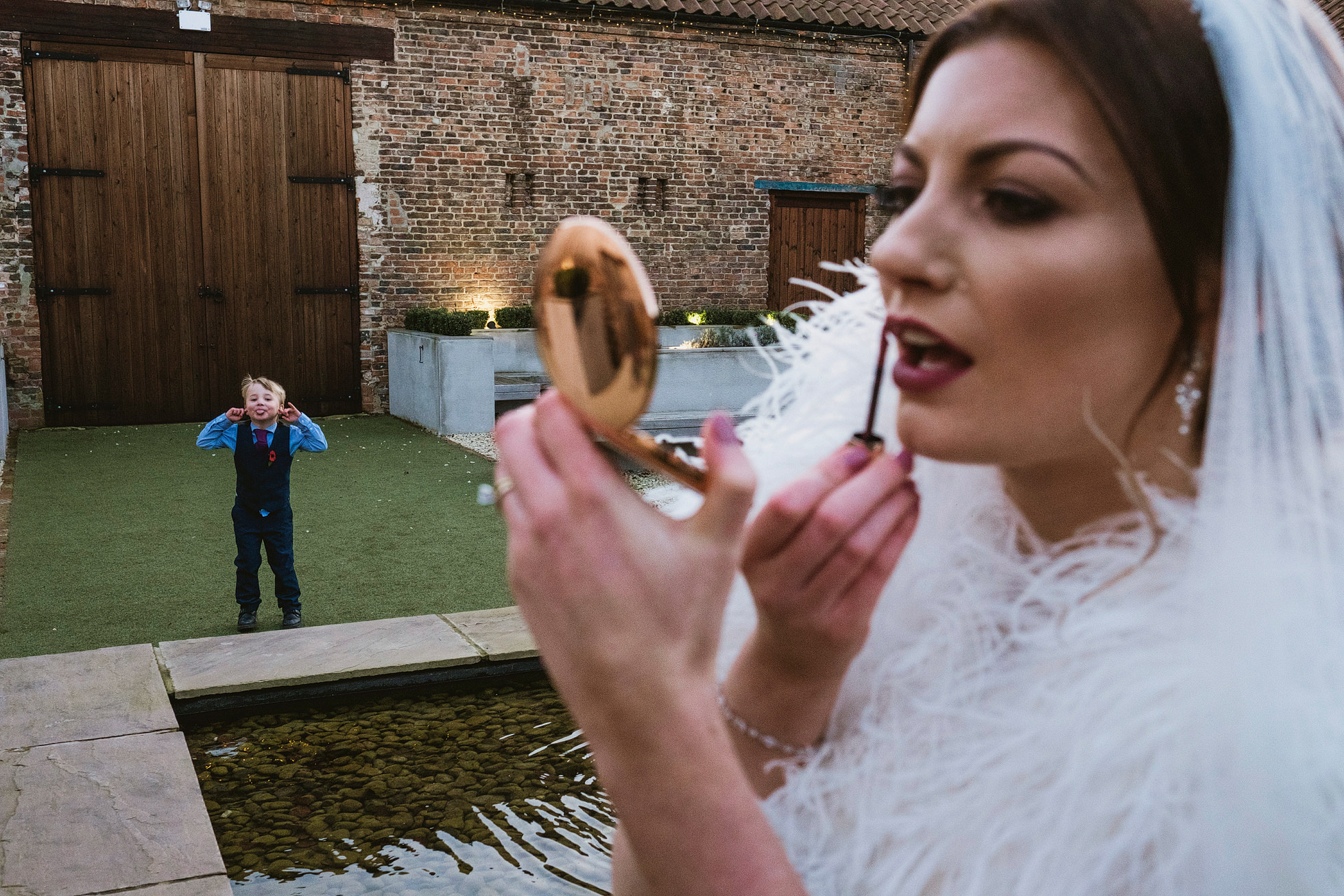 The Normans York Wedding Photographer