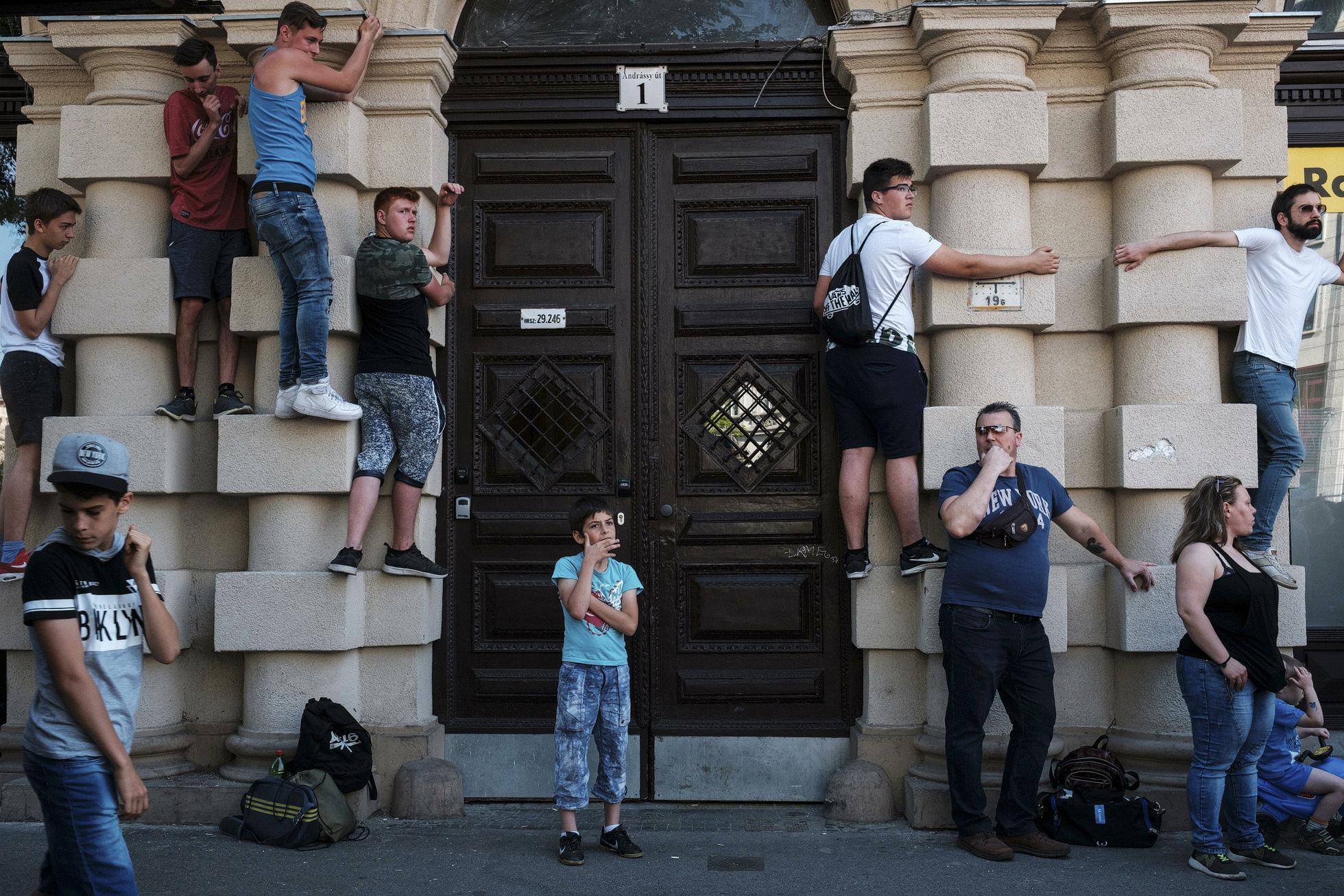 Budapest Street Photography-4