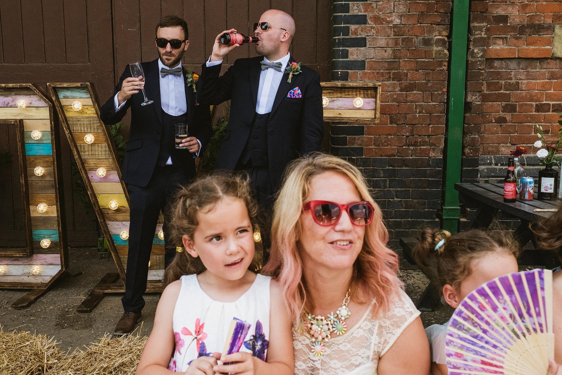 east anglian railway museum wedding photography