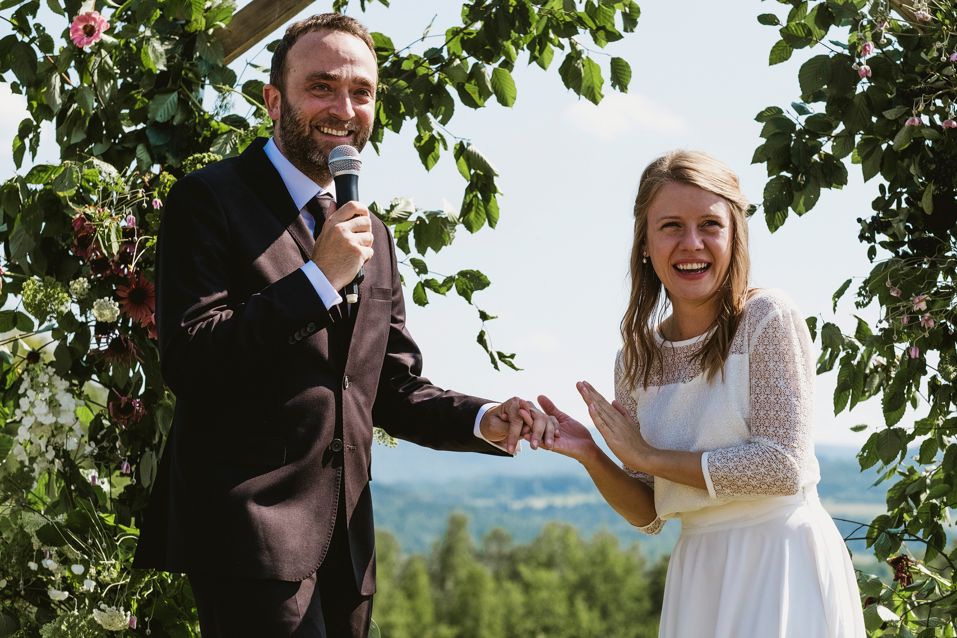 Funny groom vows