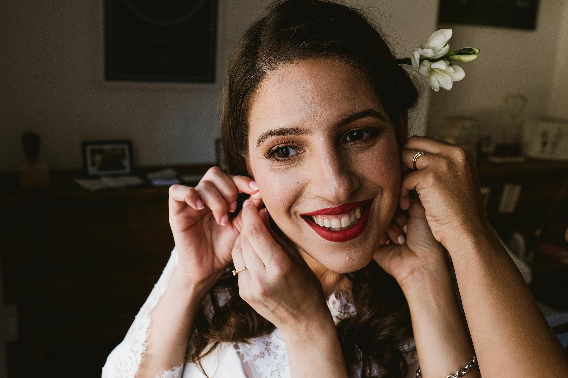 Bridal Jewellery wedding photograph