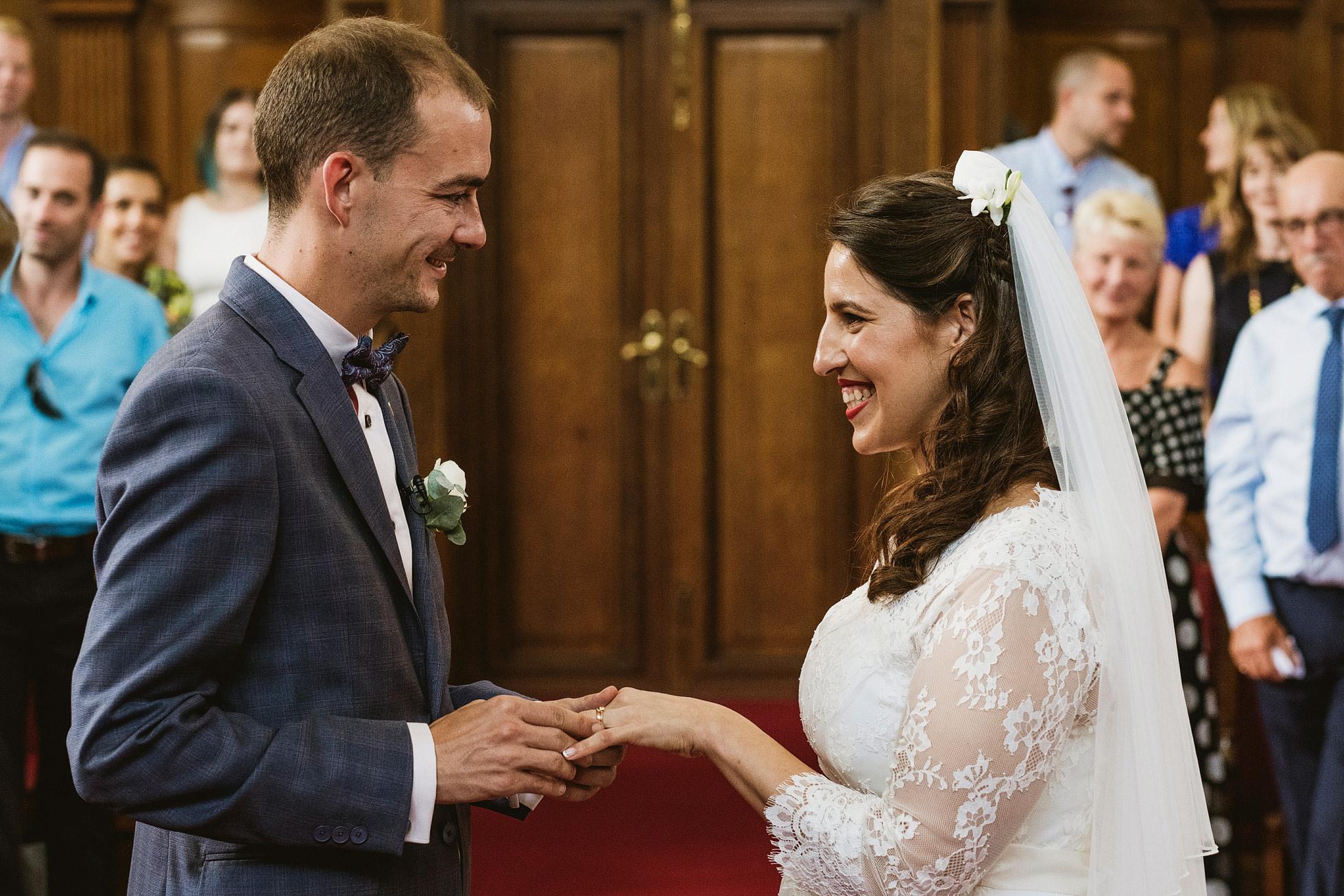 Wedding Rings Islington