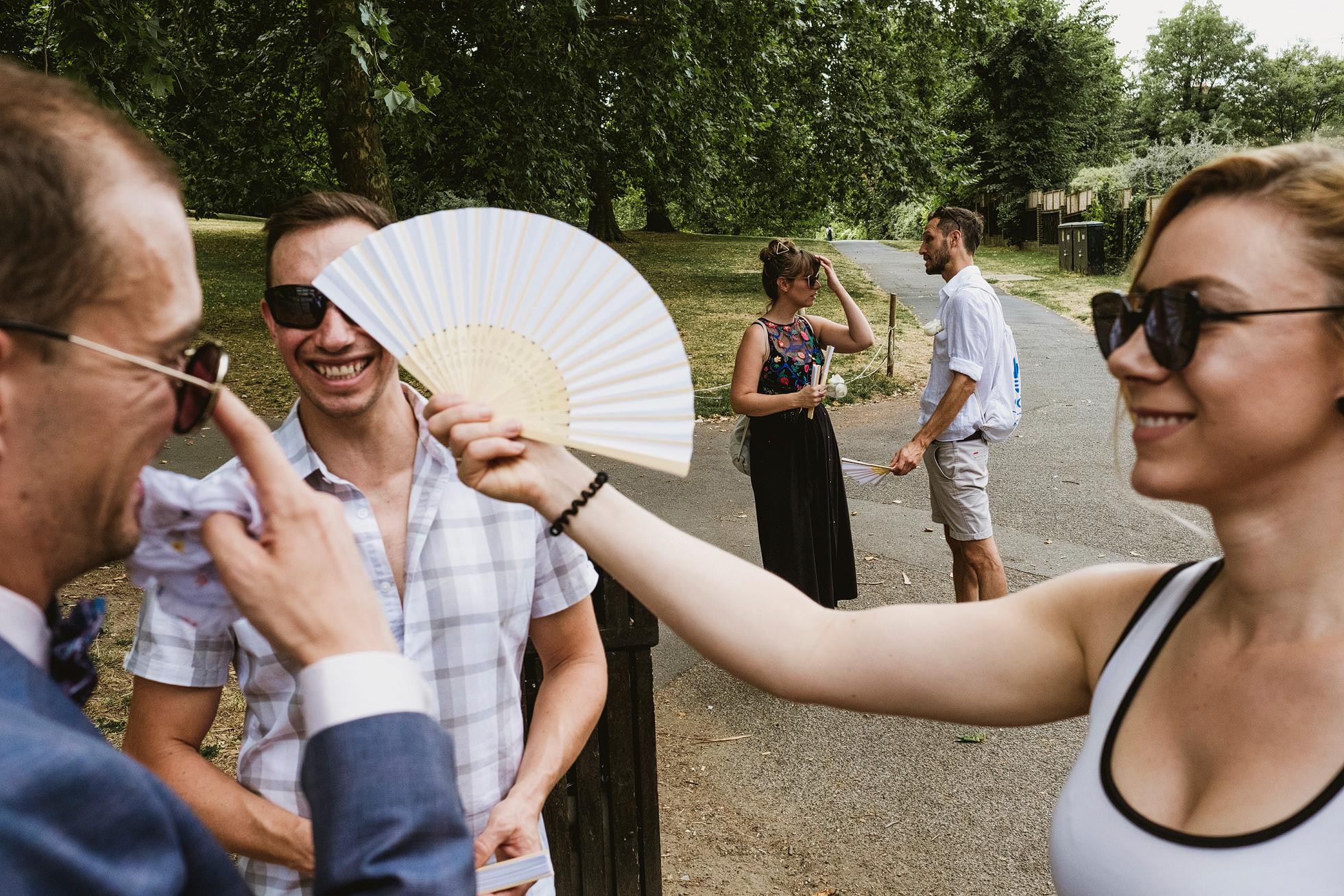 Primrose Hill Wedding Photos