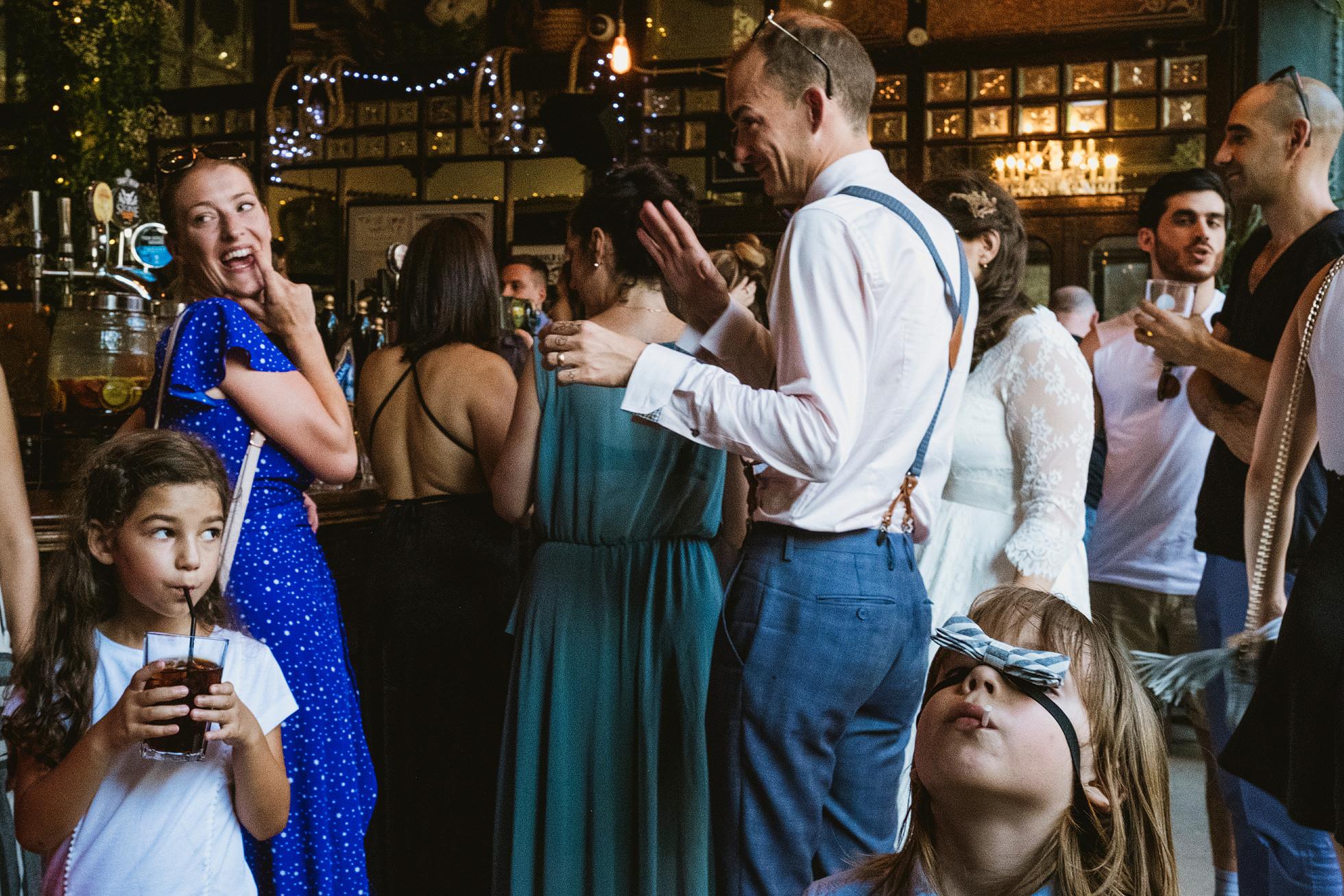 Quirky London Wedding Photographer