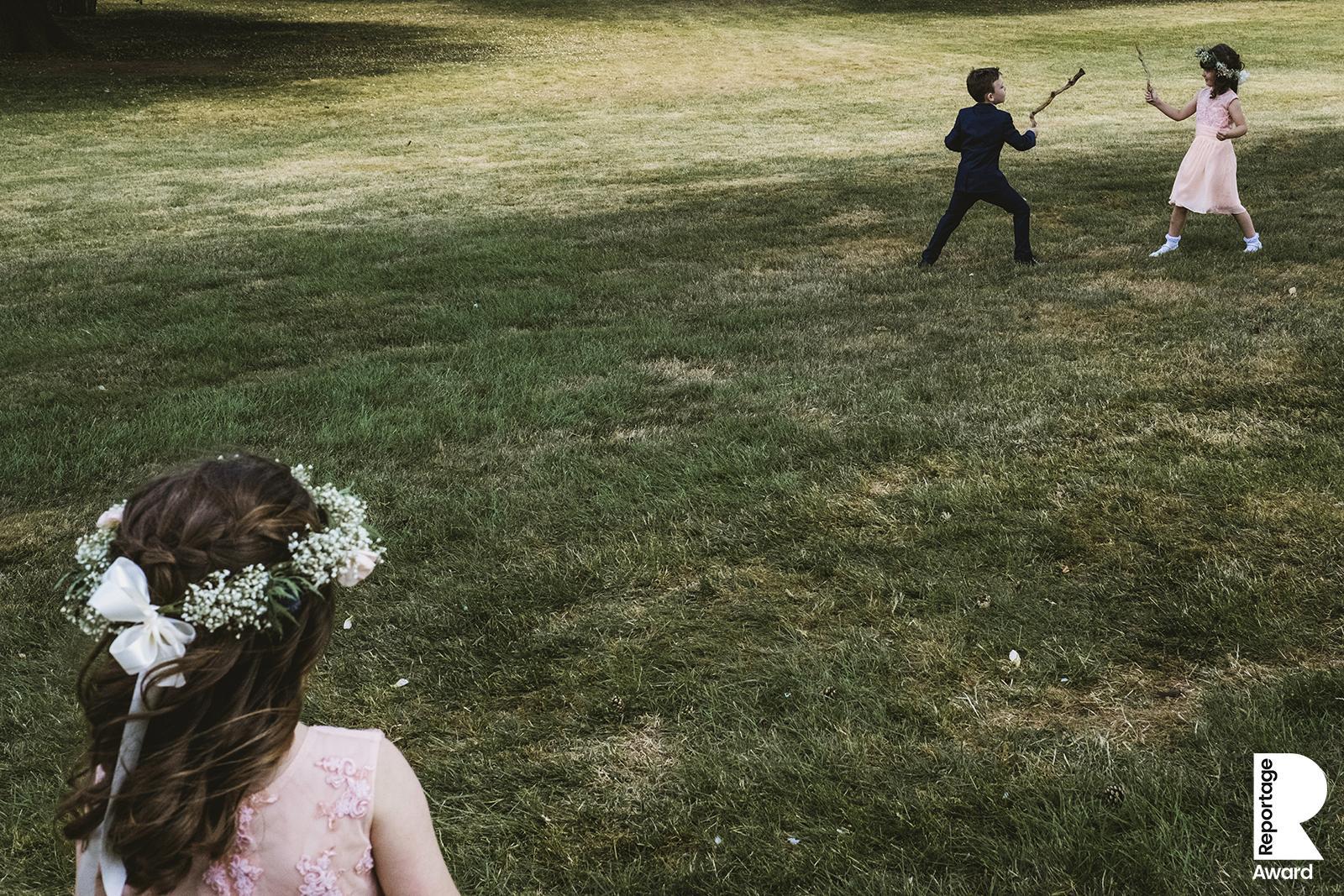 Award Winning Reportage Wedding Photographer