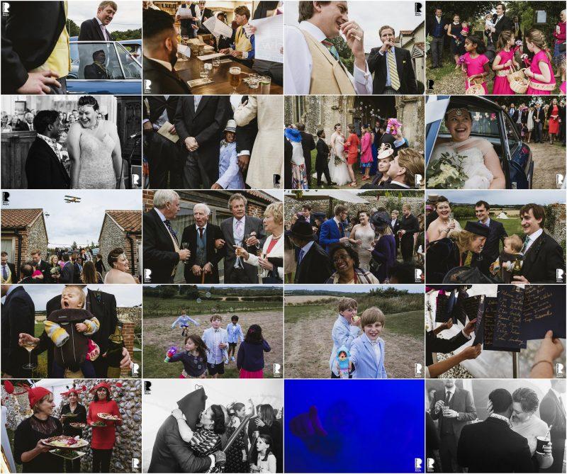 Award Winning Reportage Wedding Photographs
