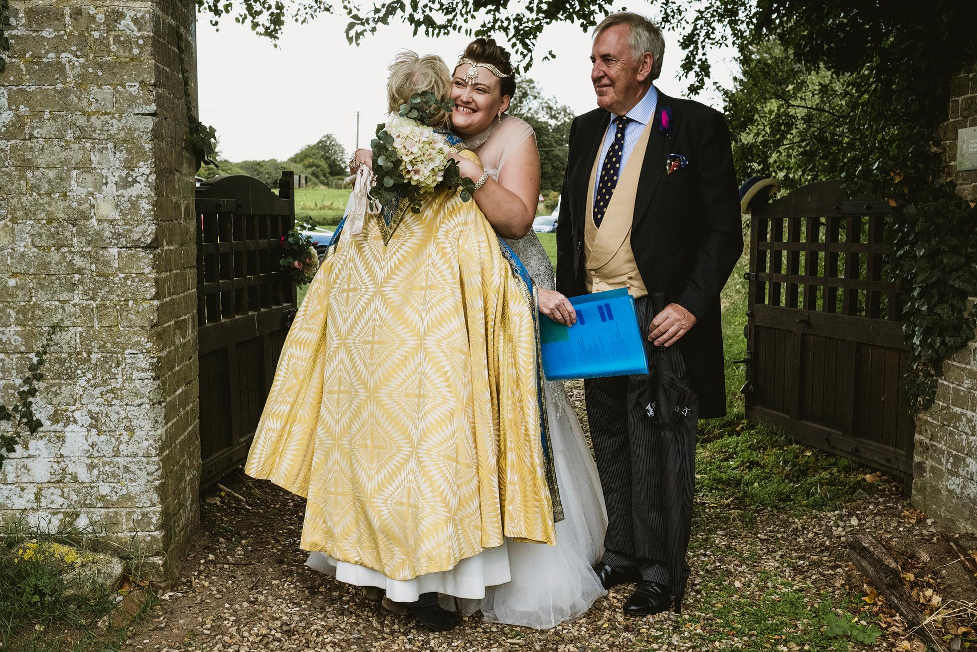 Barn Drift Wedding Photography