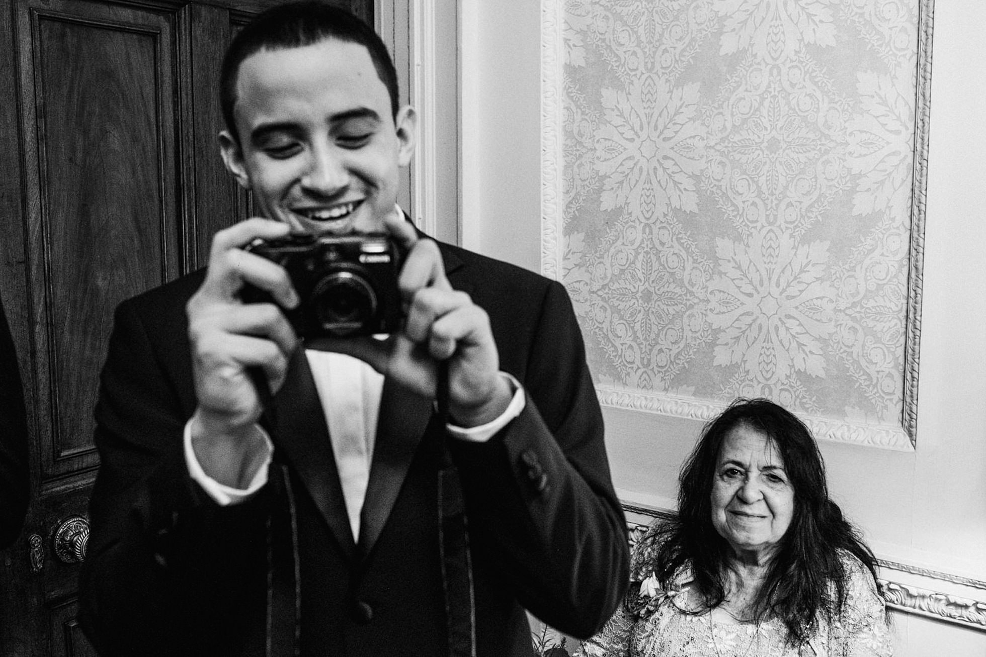 hedsor house reportage wedding photography