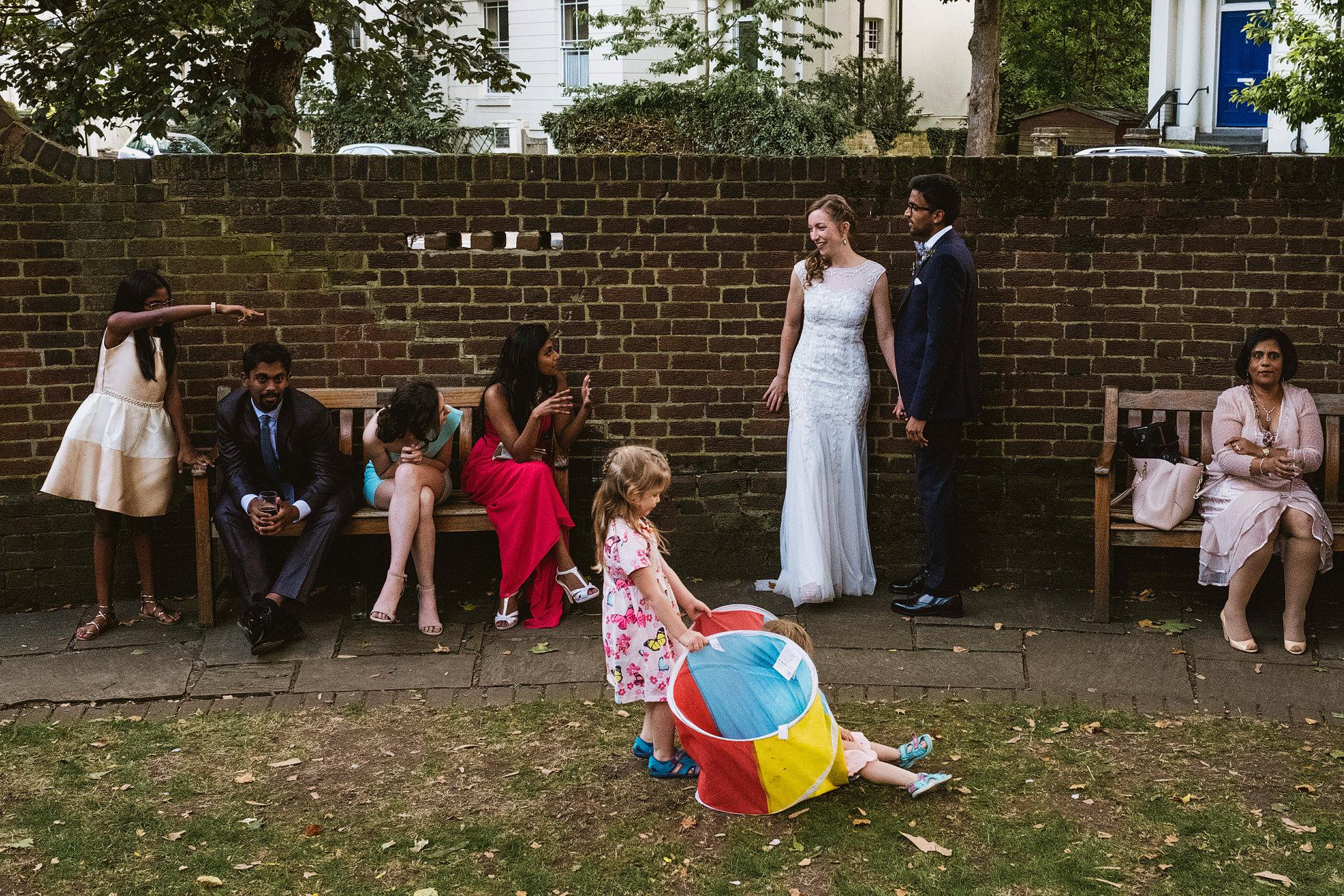 Reportage Wedding Photographer