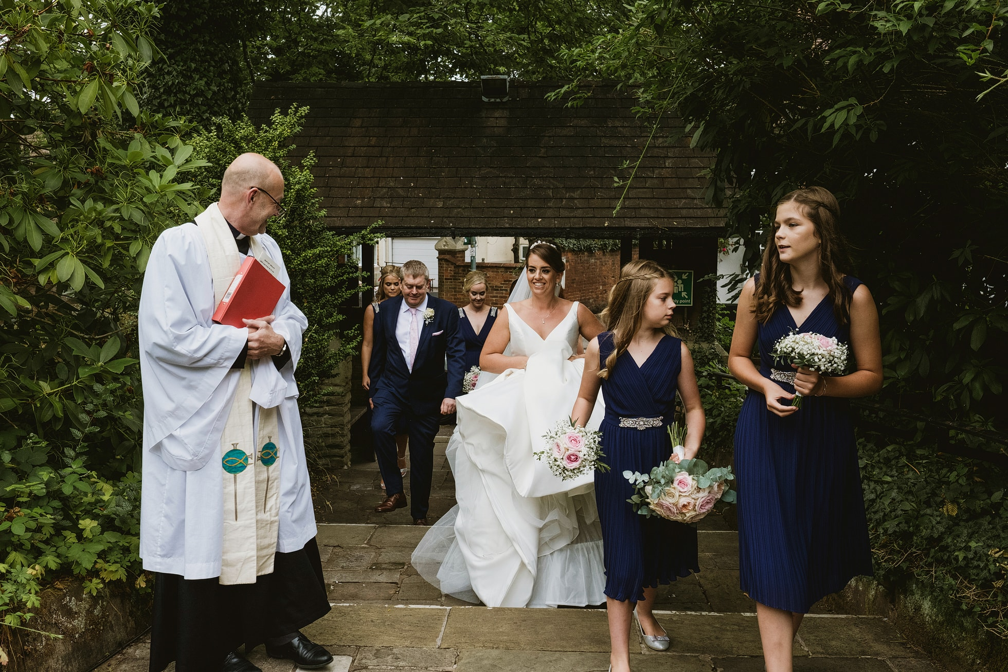 Hampton Manor Wedding Ceremony