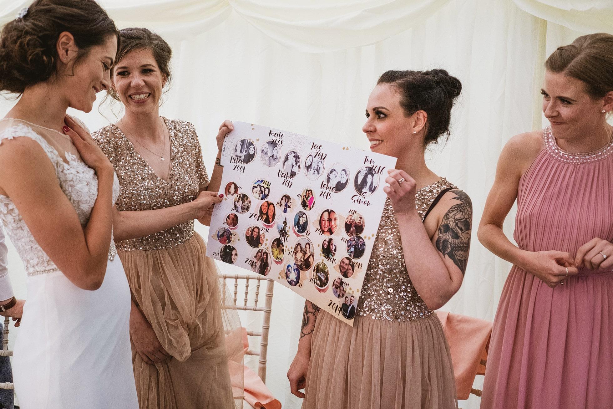 Leathley Village Hall Leeds wedding photography